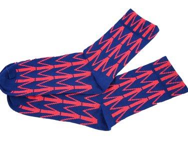 Ponožky růžové