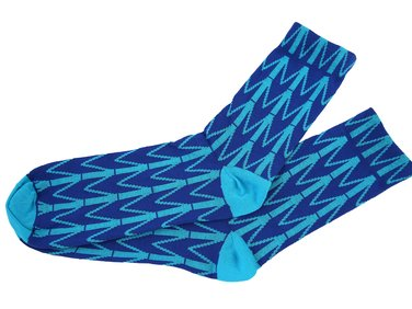 Ponožky tyrkysové