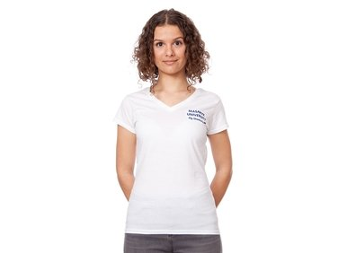 Tričko Absolvent - dámské bílá