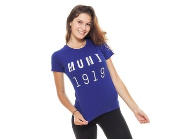 Women's T-shirt MUNI 1919