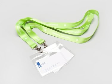 Šňůrka zelená
