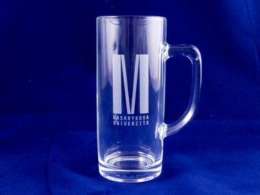 Beer glass MU, 0,5l