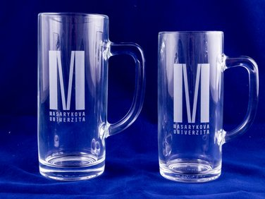 Beer glass MU, 0,4l