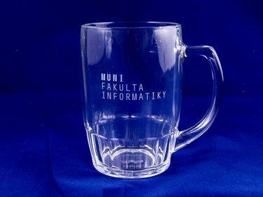 Beer glass FI, 0,5l