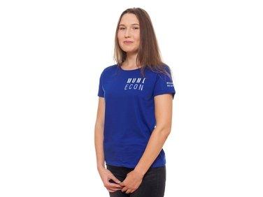 Tričko dámské ECON, modré