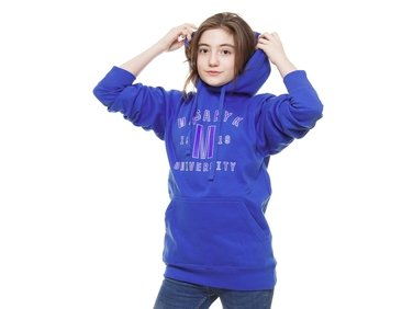 Hoodie junior royal ´1919´