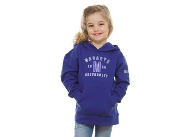 Children hoodie ´1919´ royal