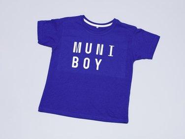 Tričko dětské MUNI BOY