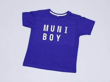T-shirt MUNI BOY