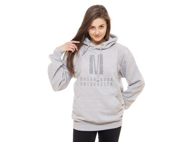 Hoodie color in color ´´M´´,grey