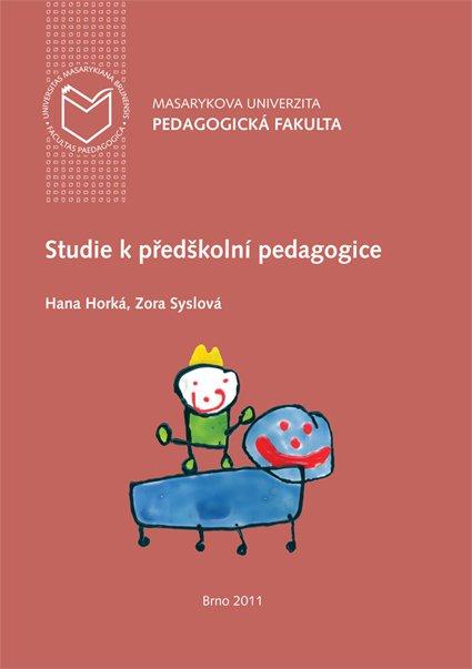 Studie k předškolní pedagogice