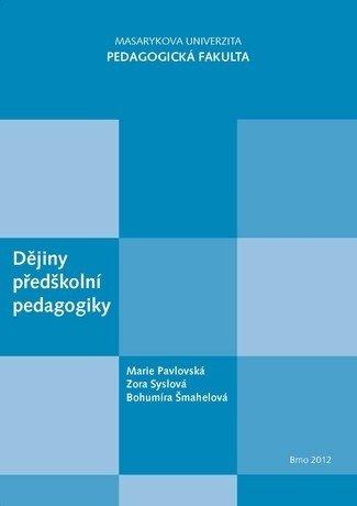 Dějiny předškolní pedagogiky