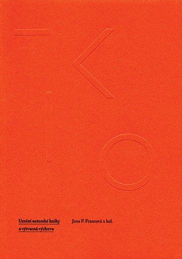 FK 15 Umění autorské knihy a výtvarná výchova