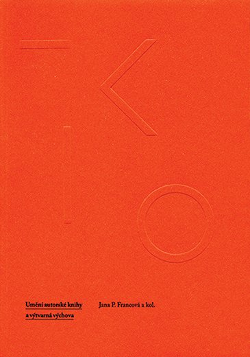 FK 15 Umění autorské knihy a výtvarná výchova - defekt