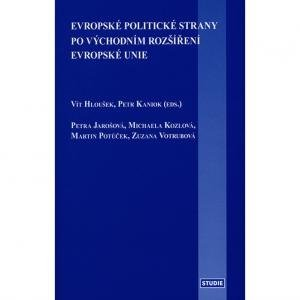Evropské politické strany po východním rozšíření Evropské unie
