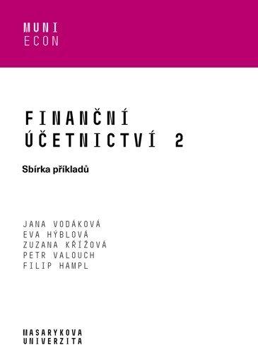 Finanční účetnictví 2