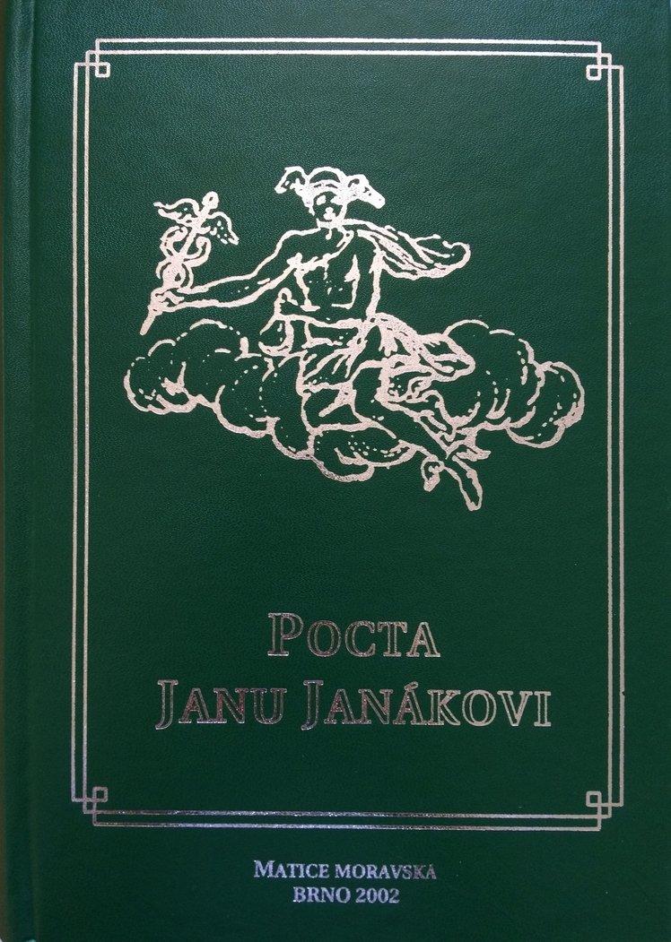 Pocta Janu Janákovi