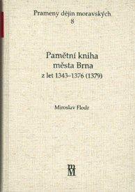 Pamětní kniha města Brna z let 1343–1376 (1379)