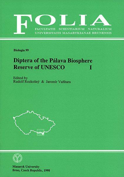 Diptera of the Pálava Biosphere Reserve of UNESCO I