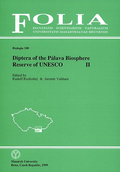 Diptera of the Pálava Biosphere Reserve of UNESCO II