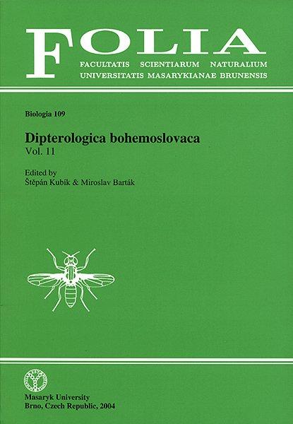 Dipterologica bohemoslovaca