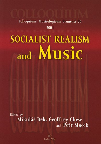 Socialist Realism and Music