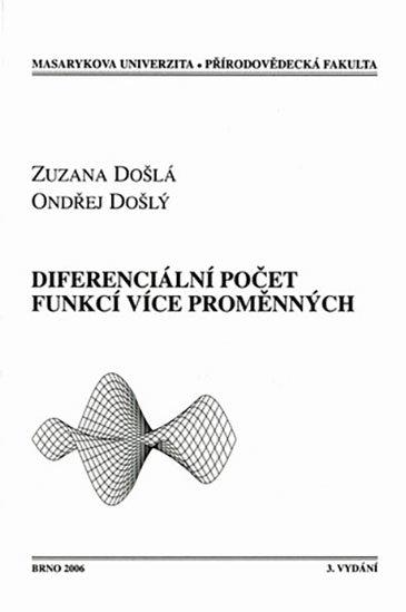 Diferenciální počet funkcí více proměnných