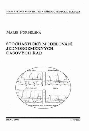 Stochastické modelování jednorozměrných časových řad