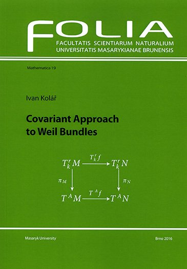 Covariant Approach to Weil Bundles