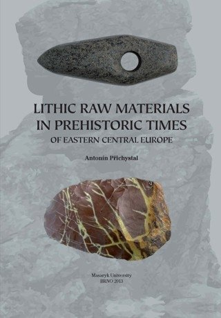 Lithic raw materials in prehistoric times of eastern Central Europe
