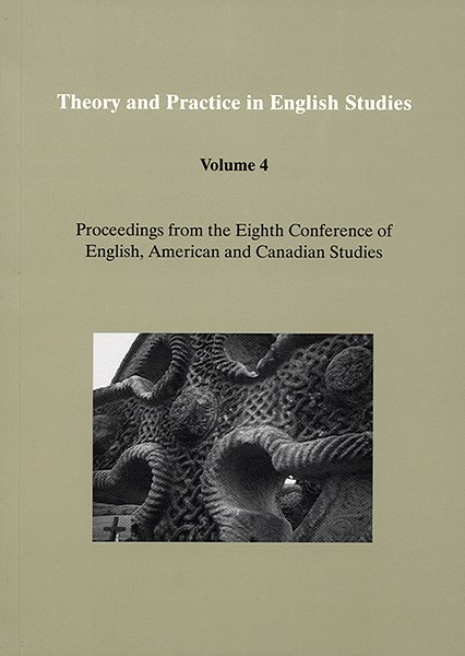 Theory and Practice in English Studies, Volume 4