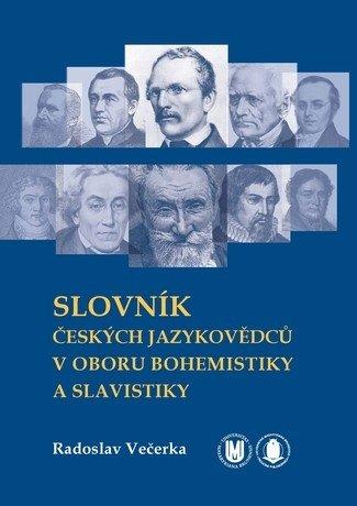 Slovník českých jazykovědců v oboru bohemistiky a slavistiky - defekt