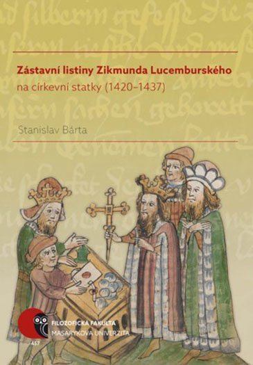 Zástavní listiny Zikmunda Lucemburského na církevní statky (1420–1437)- defect
