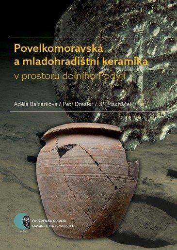 Povelkomoravská a mladohradištní keramika v prostoru dolního Podyjí - defekt