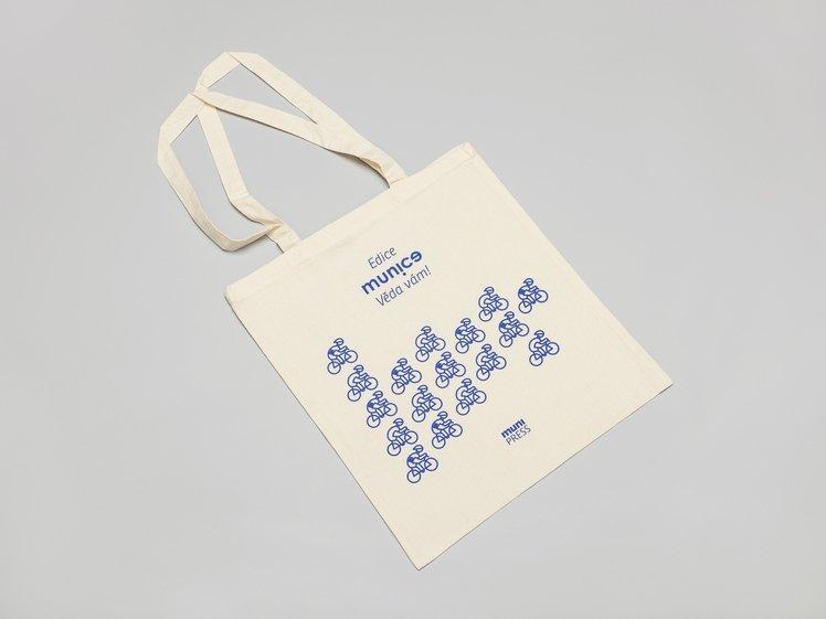 Organic cotton bag Munice