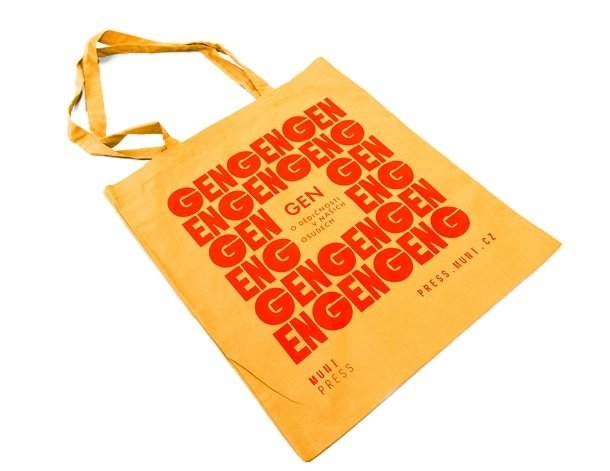 Organic cotton bag GEN moustard