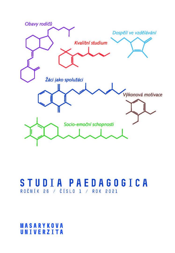 Studia Paedagogica