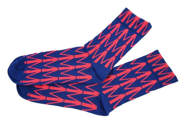 Socks M pink