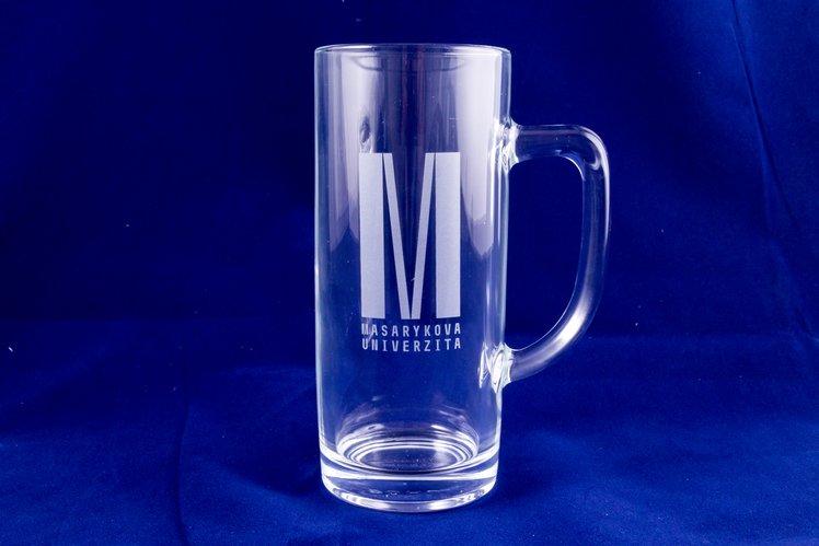 Sklenice pivní MU, 0,5l
