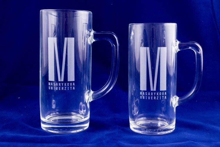 Beer glass MU, 0,4l