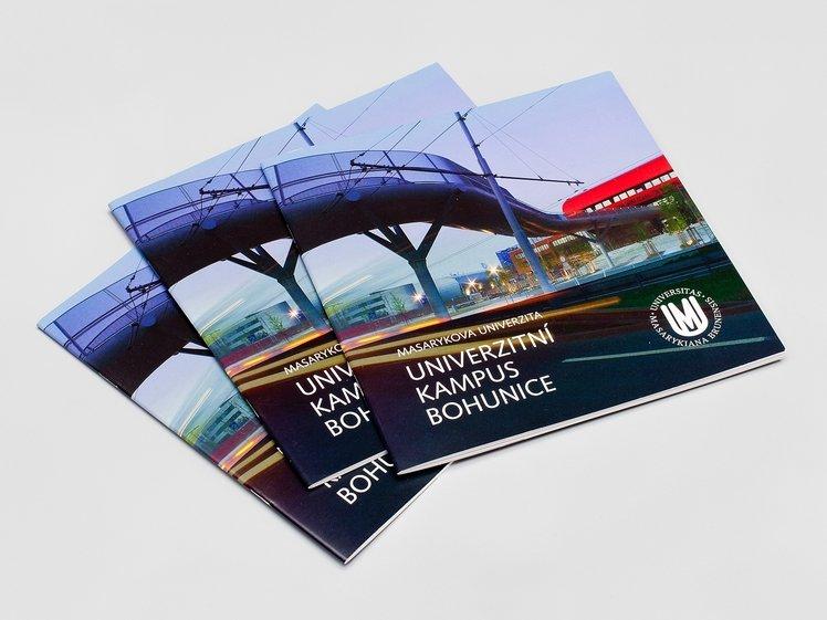 Campus brochure (Czech)