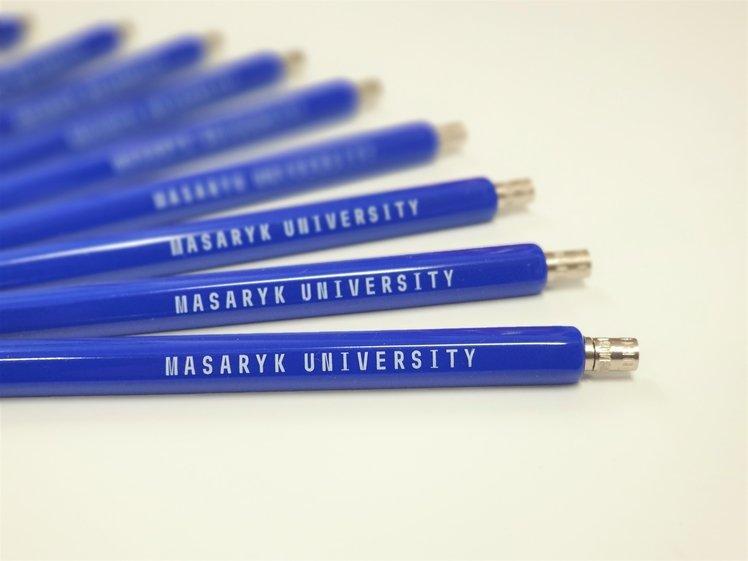 Tužka versatilka modrá MU