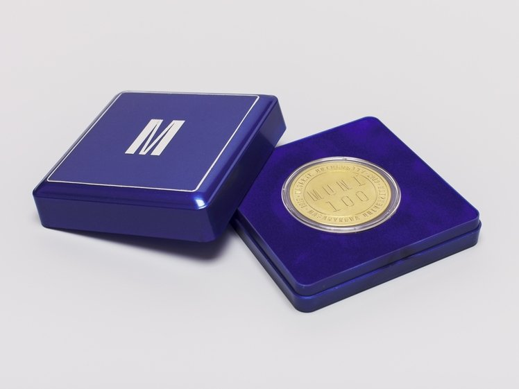 Medaile pamětní MUNI 100