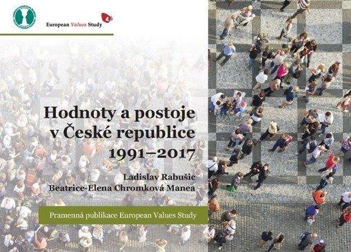 Hodnoty a postoje v České republice 1991–2017