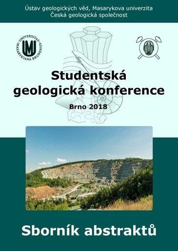 Studentská geologická konference 2018