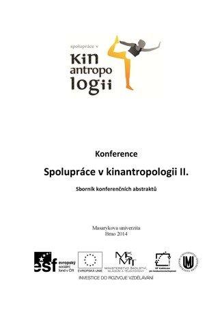 Konference Spolupráce v kinantropologii II
