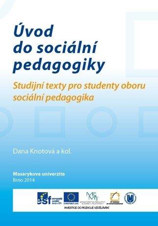 Úvod do sociální pedagogiky