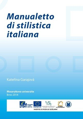 Manualetto di stilistica italiana