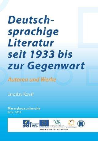 Deutschsprachige Literatur seit 1933 bis zur Gegenwart