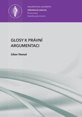 Glosy k právní argumentaci